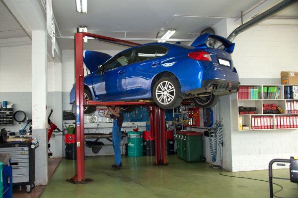 Garage Quaranta AG Werkstatt
